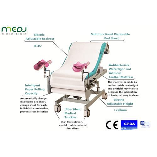 Intelligent Gynecology Examination Table (MJSD03-02)_2