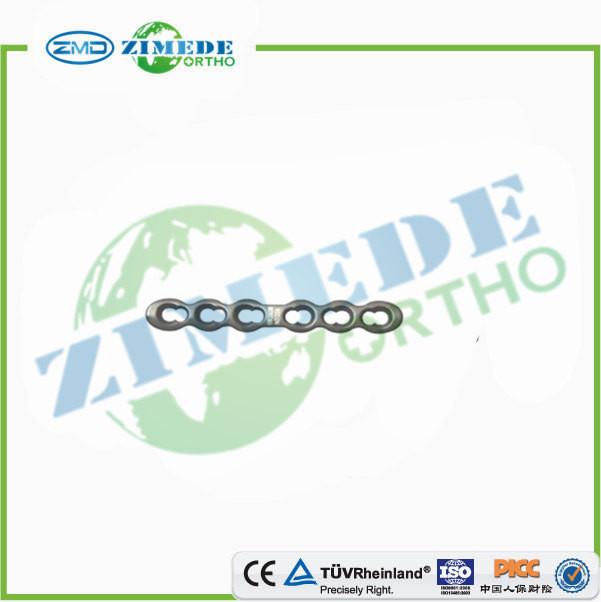 Metacarpal locking plate straight  type4/5/6/7/8 holes(ti)