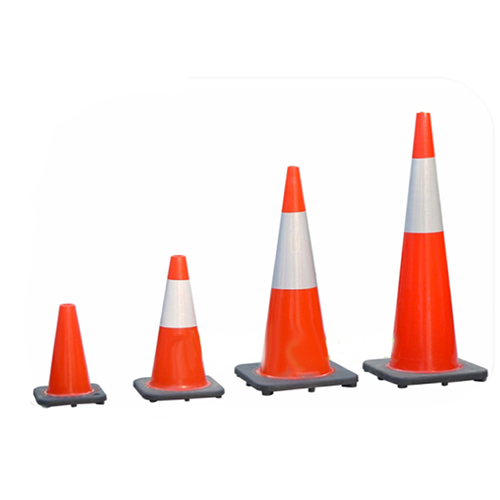 Australia standard flexible pvc traffic cone