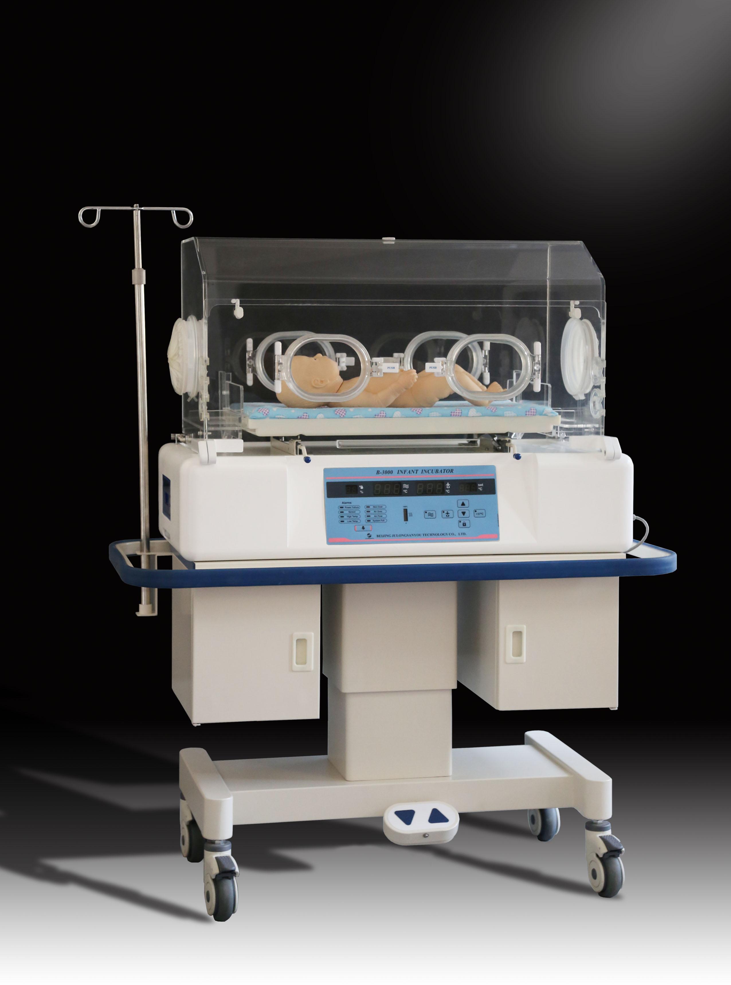 B-3000 abs infant incubator