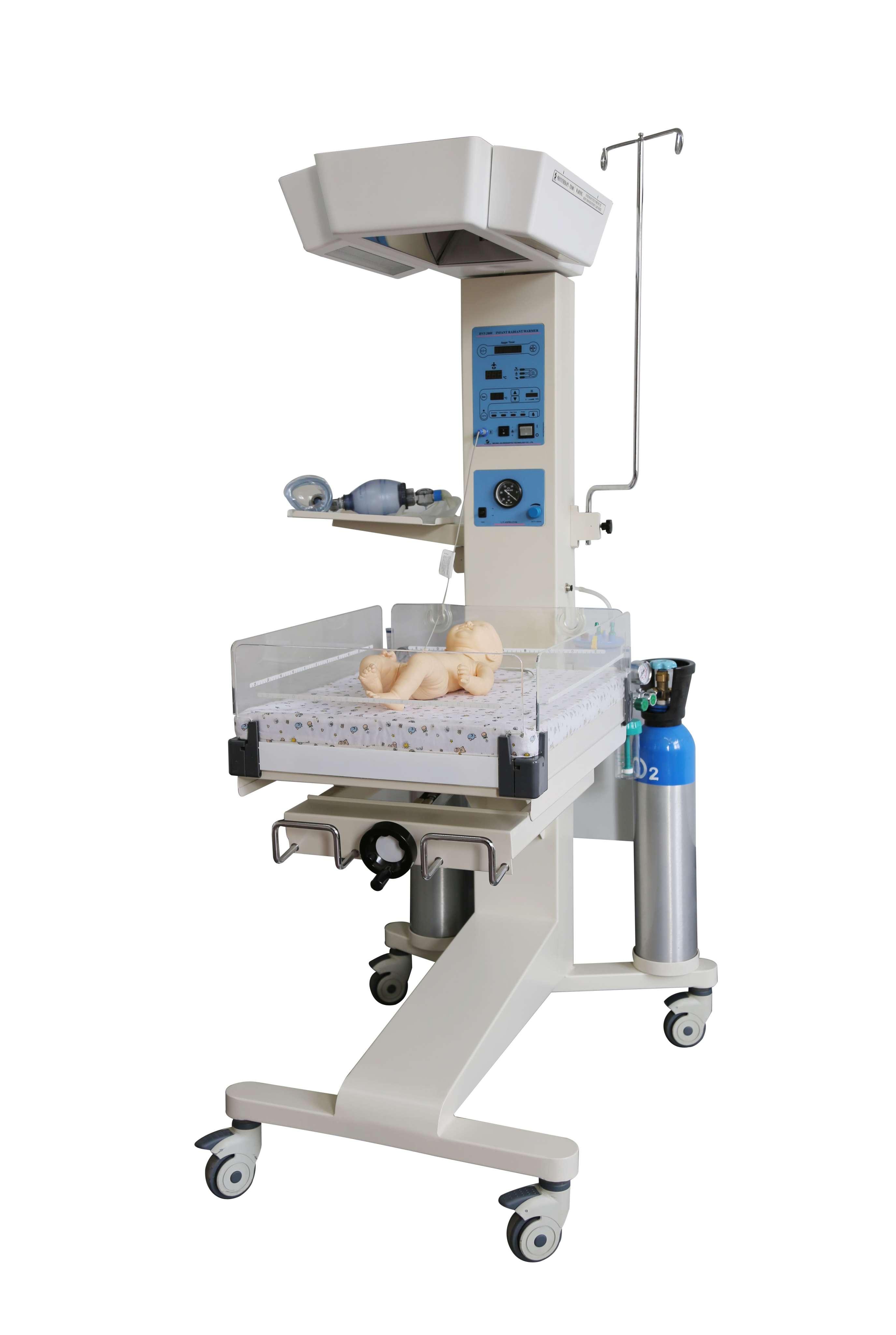 Bnt-2000b infant radiant warmer