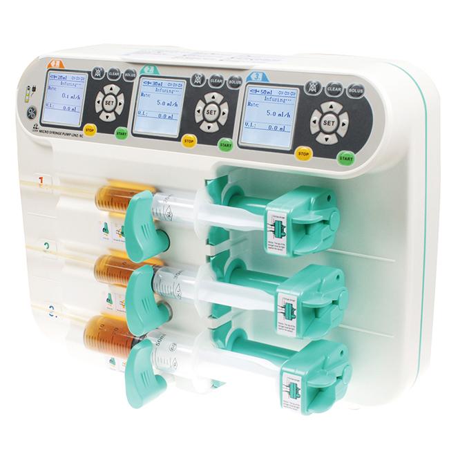 Linz-9c micro syringe pump
