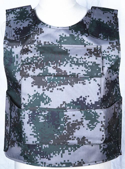 Armed Police Camouflage Vest_2