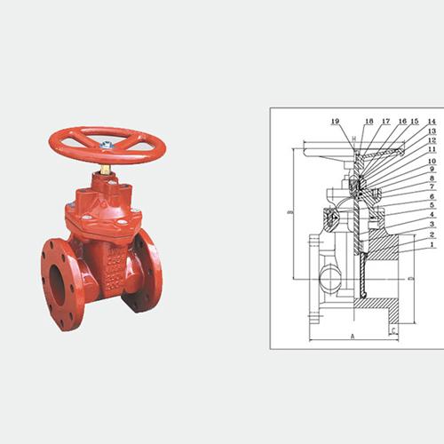 F909 valve series