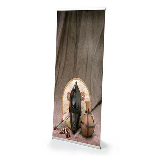 Rollup stands 120cm x 200cm