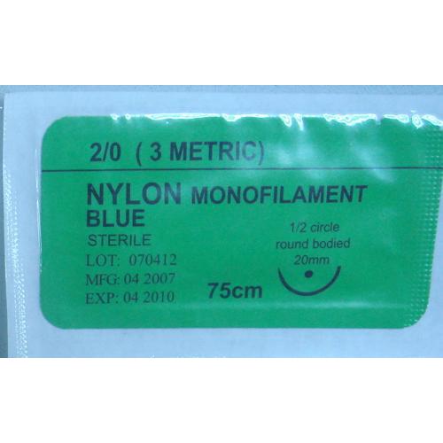 Needle with Nylon (Monofilament)_2