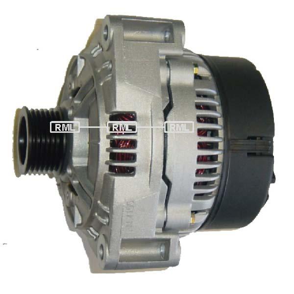 Bosch 0123 520 017 alternator (150 ah, w220)   bolt type