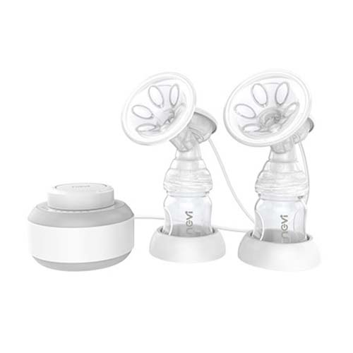 Electric double breast pump model xb-8707