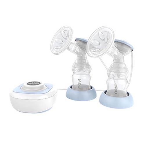 Electric double breast pump model: xb-8709
