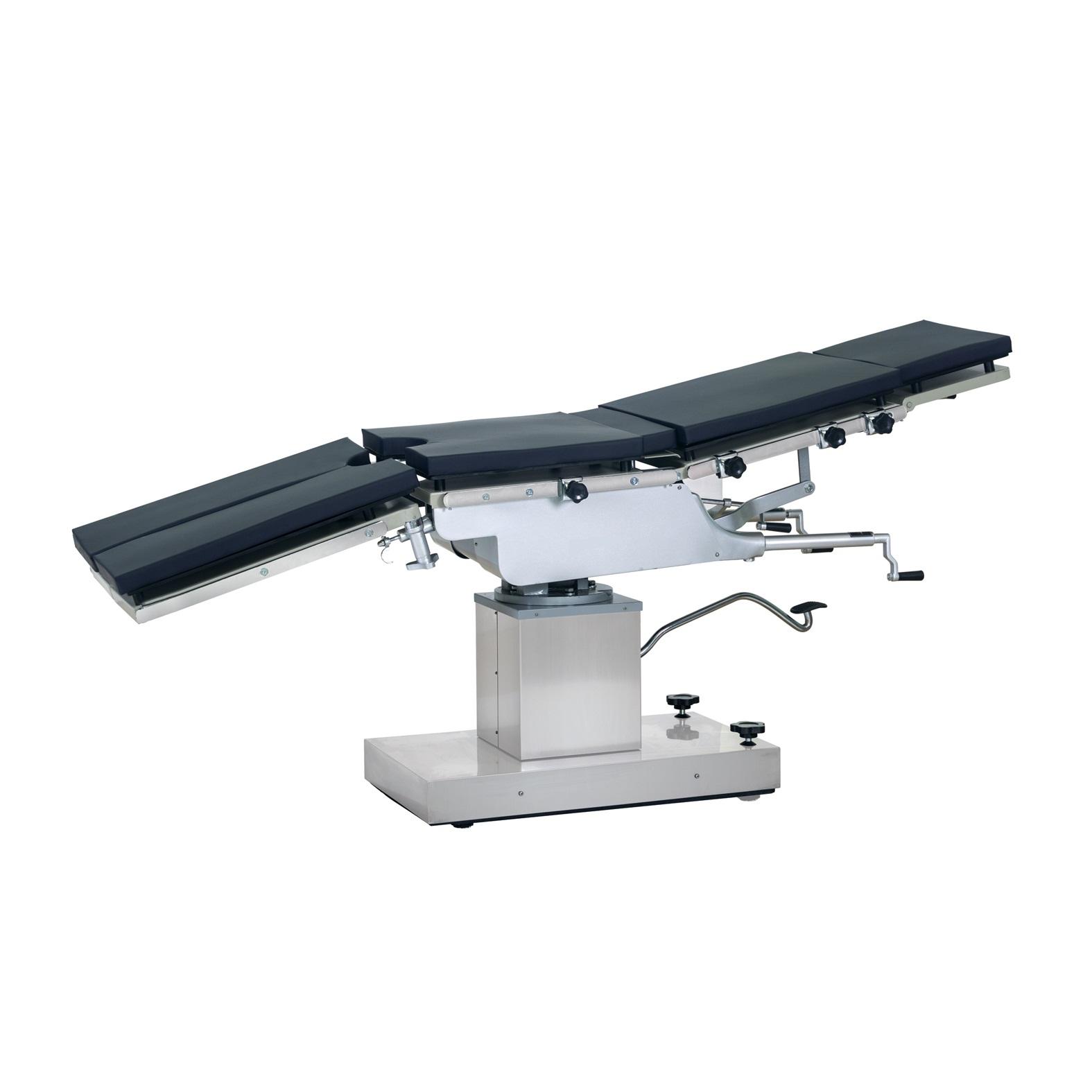 Mechanical hydraulic operation table (bw-100)