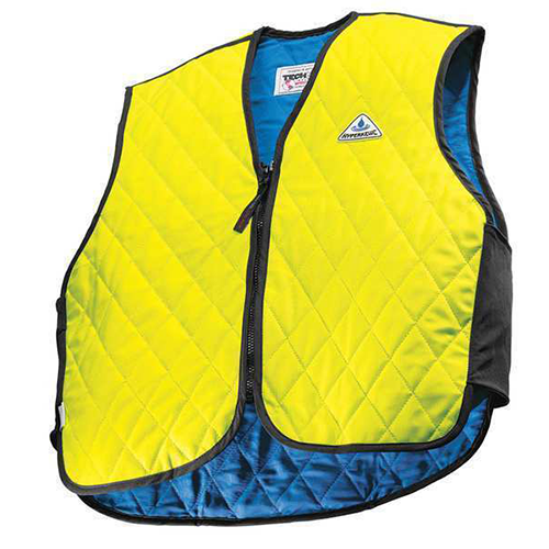 HyperKewl Cooling Jacket HIGH-VIZ_2