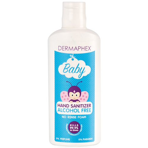 Hand sanitizers (for babies)