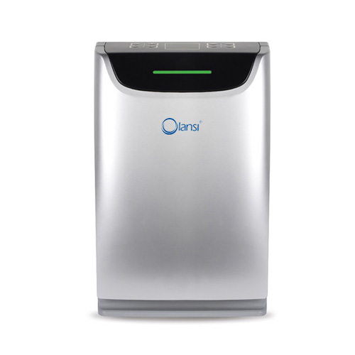 Negative ion air purifier with humidifier ols-k05b