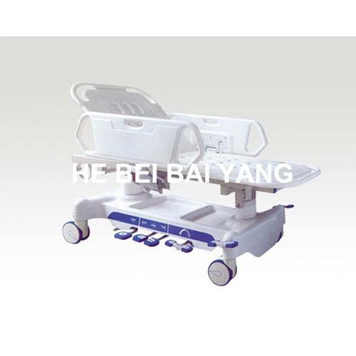 B-5 hydraulic emergency trolley