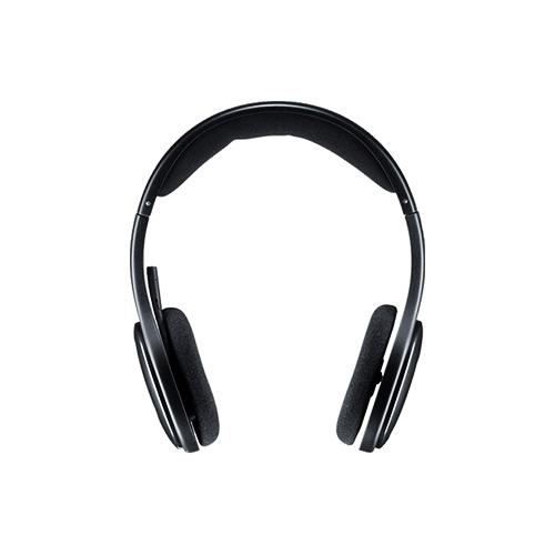 Logitech wireless headset h800 bluetooth wireless headset  part no: 981-000338
