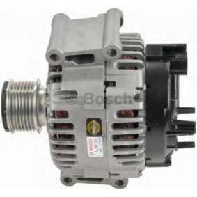 Bosch 0124 515 198 alternator 120 amp.
