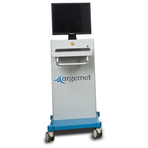 Image x- monitoring trolley