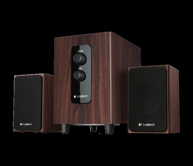 Logitech multimedia speakers z240  part no: 980-000756