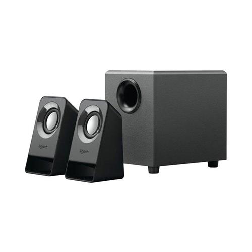 Logitech z211 compact usb powered speakers 3.5 mm emea part no. – 980-001269