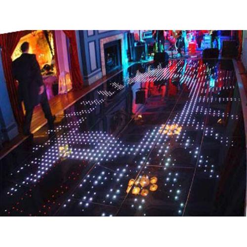 Rgb pixel dance floor