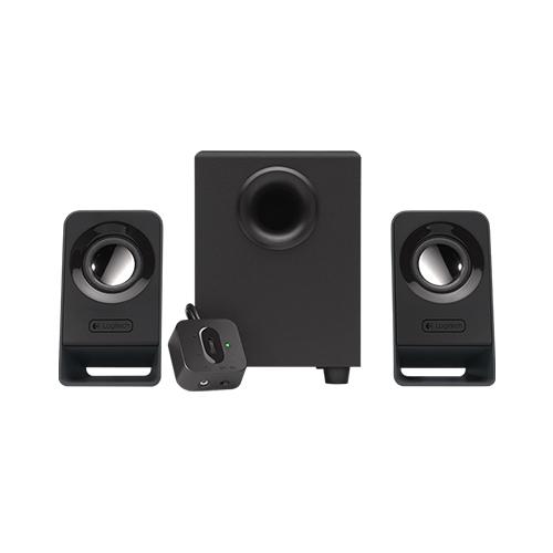 Logitech speaker system z313  :part no: 980-000447