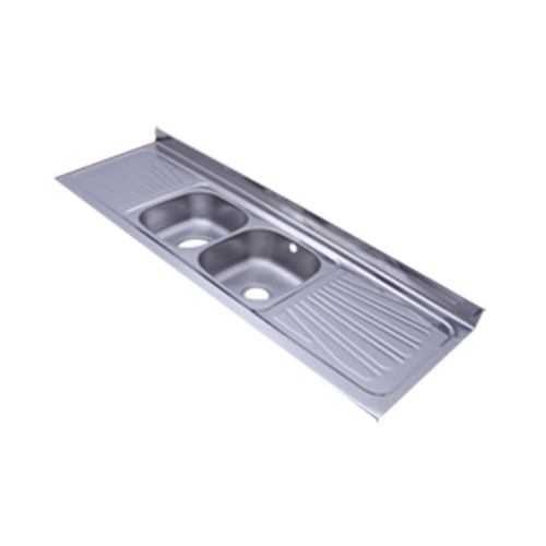 Stainless sinks-esd-180x60