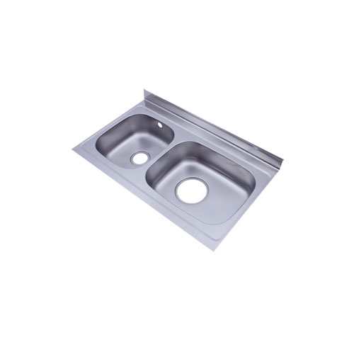 Stainless steel sinks-esd--100x60