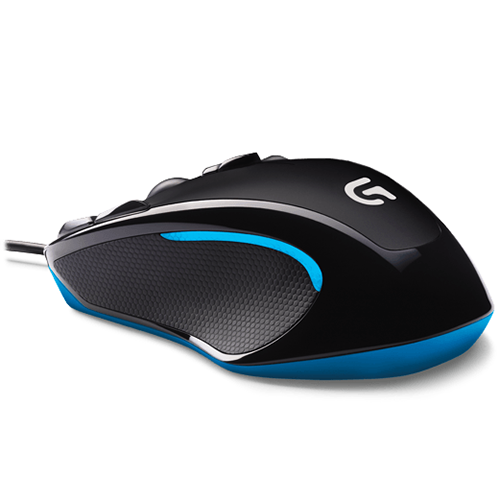 Logitech G300s Optical Gaming Mouse  Power and control in perfect symmetry  Part No: 910-004346_2