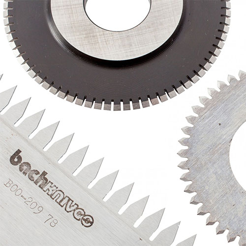 Perforation blades