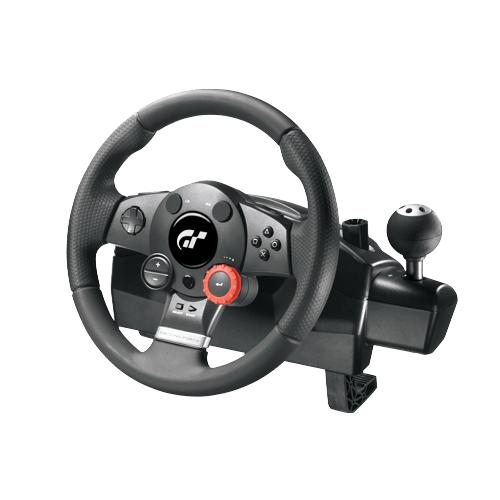 Logitech Driving Force GT Wheel  Part No: 941-000099_2