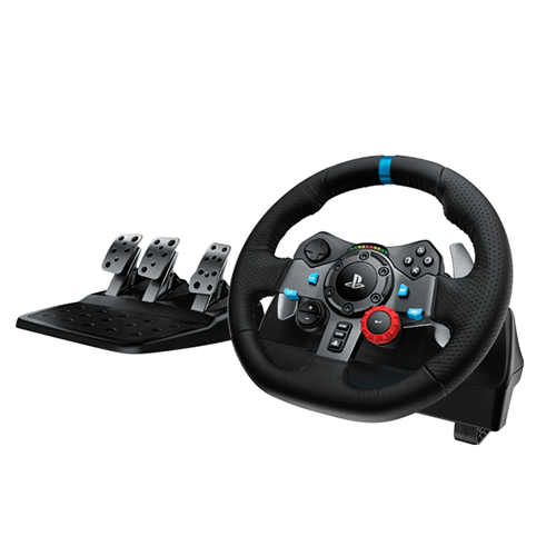Logitech G29 Driving Force  Racing Wheel for Playstation 3 and  4  Part No: 941-000113_2