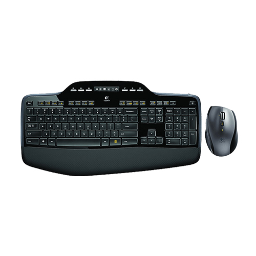 Logitech Wireless Desktop MK710 Part No: 920-002419 Eng/Ara_2