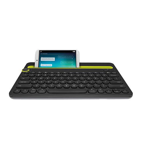 Logitech Bluetooth Multi-device Keyboard K480 Black/White Part No: 920-006366 (Black) Part No: 920-006367 (White)_3