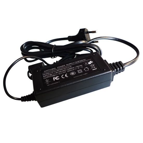 12V DC 3 Amp Adapter_2