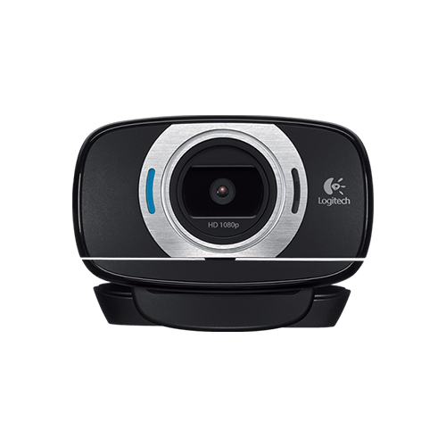 Logitech hd webcam c615  fold-and-go part no: 960-000735