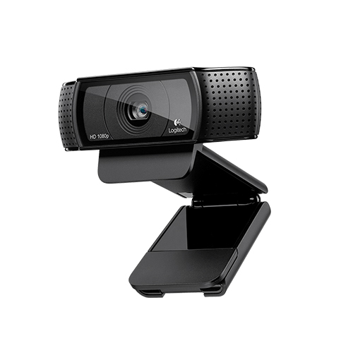 Logitech c925e webcam part no: 981-000621