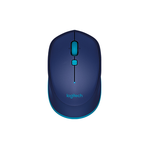 Logitech bluetooth mouse m535  works with windows, mac, chrome os and android part no: 910-004530 (blue) part no: 910-004530 (black)