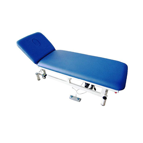 Bdc103 examination couch by electric motor