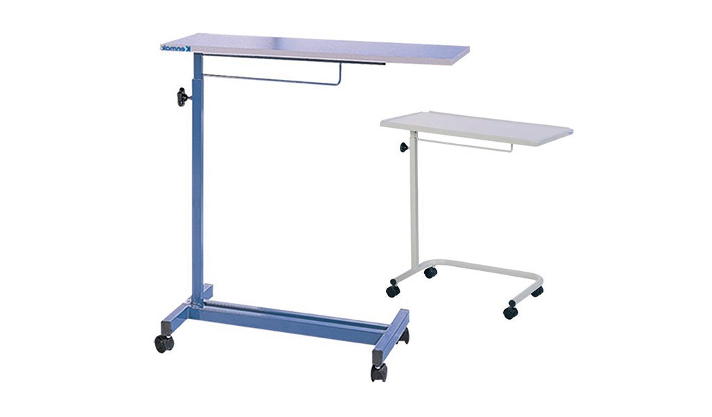 K057 overcouch patient dining table