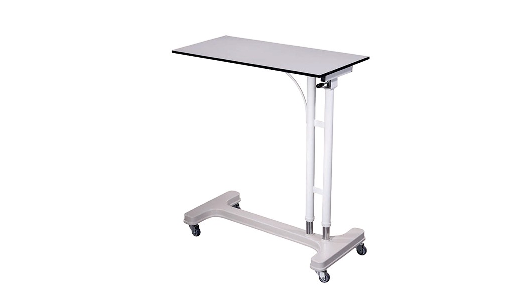 K058 k overcouch patient dining table (with gas spring) (laminated top surf