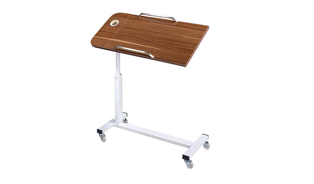 K058 t overcouch patient dinning table top tilting