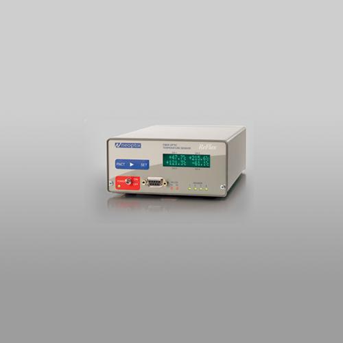 Fi̇ber opti̇c temperature measurement system - reflex