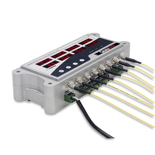 Industri̇al fi̇beropti̇c temperature sensor - t guard 408