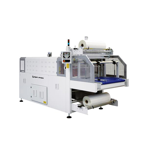 Note wrapping machines
