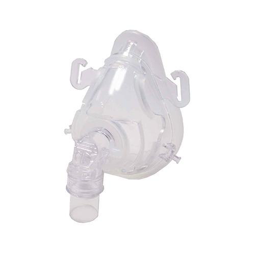 CPAP Silicon Full Face Mask_2