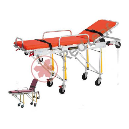 YDC-3B02(Breakawayhead section) Stretcher For Ambulance Car_2