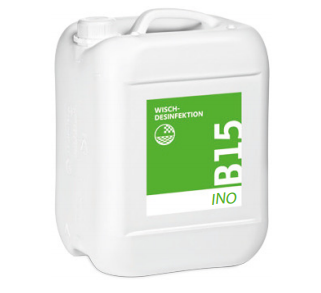 Ino b15 surface disinfectant