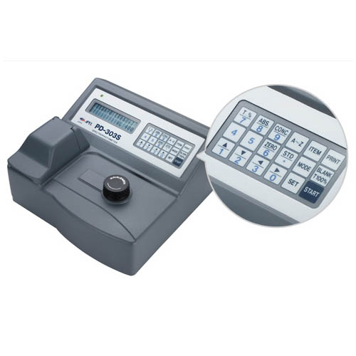 Robust & accurate spectrophotometer pd-303s