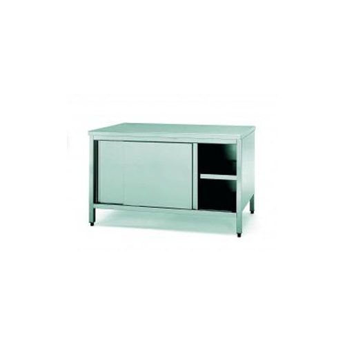 Stainless steel storage cabinets