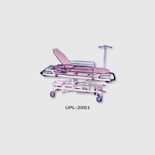 Emergency & recovery trolley (hydraulically operated)